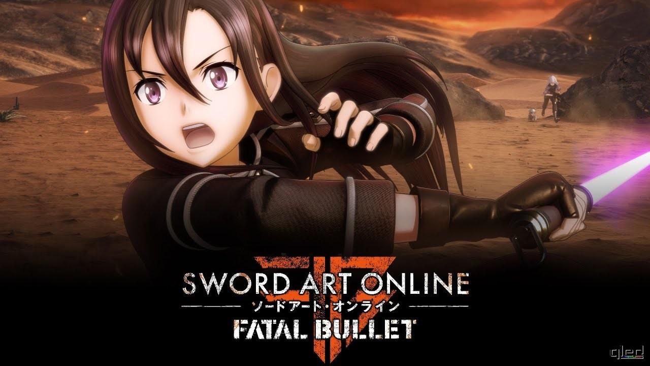 Сохранение для Sword Art Online: Fatal Bullet (100%)