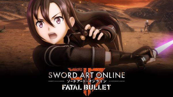 Русификатор для Sword Art Online: Fatal Bullet