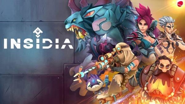 Трейнер для Insidia v 1.0 (+12)