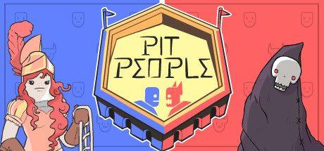 Русификатор для Pit People