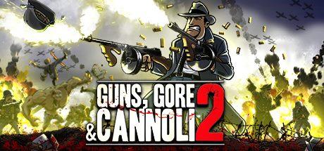 Кряк для Guns, Gore & Cannoli 2 v 1.0