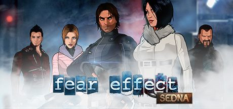 Кряк для Fear Effect Sedna v 1.0