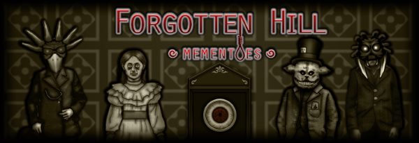 Сохранение для Forgotten Hill Mementoes (100%)