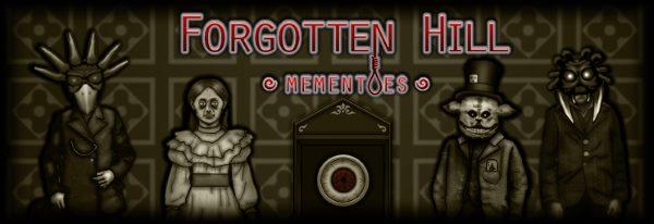 Русификатор для Forgotten Hill Mementoes