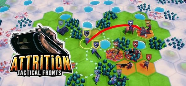 Кряк для Attrition: Tactical Fronts v 1.0