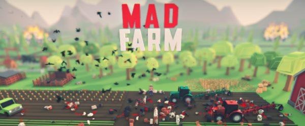 Кряк для Mad Farm v 1.0