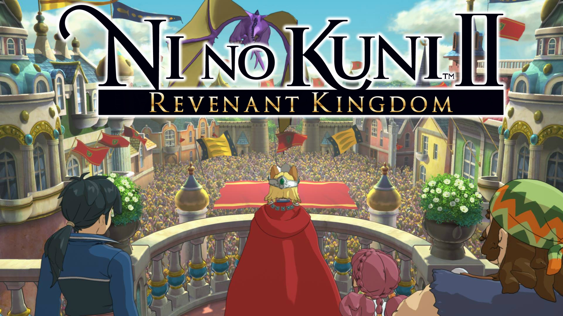 NoDVD для Ni No Kuni II: Revenant Kingdom v 1.0