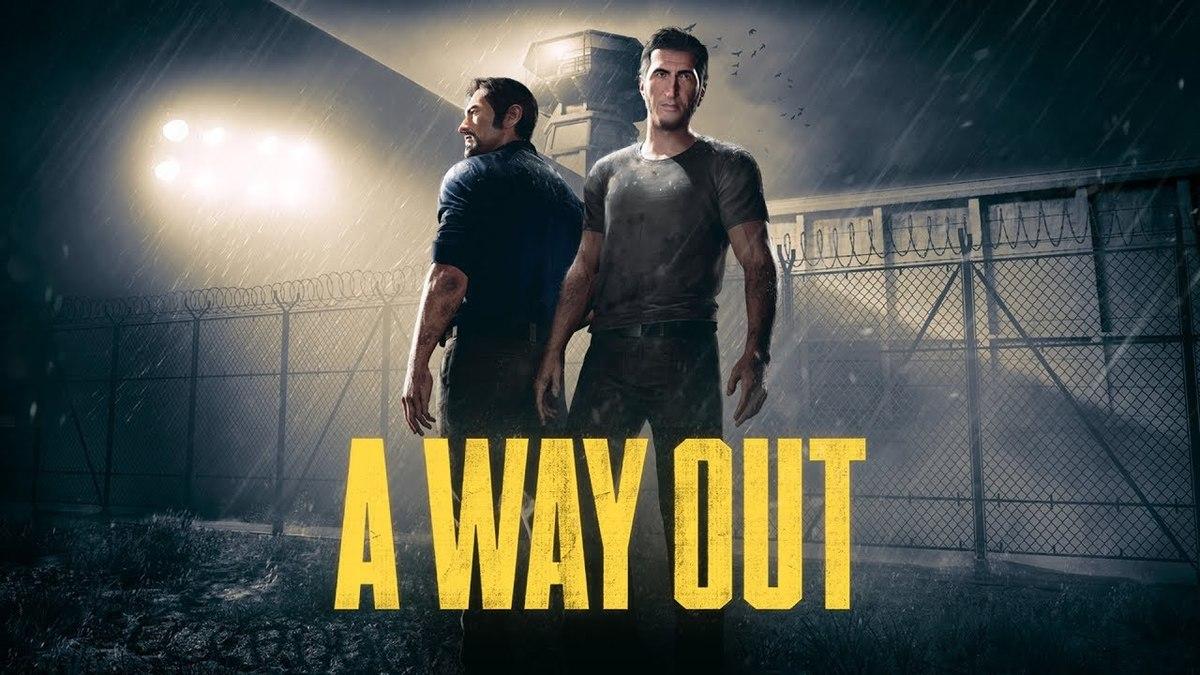 Сохранение для A Way Out (100%)