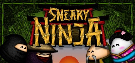 NoDVD для Sneaky Ninja v 1.0