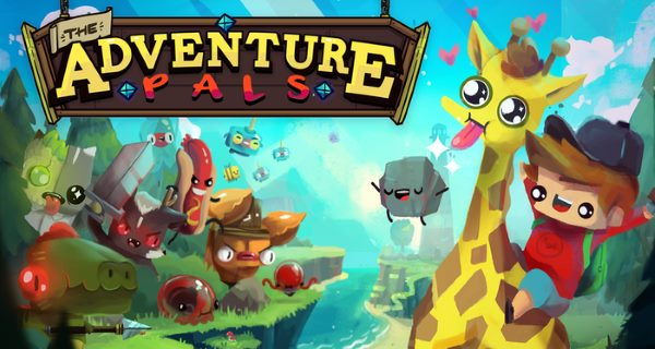 Сохранение для The Adventure Pals (100%)