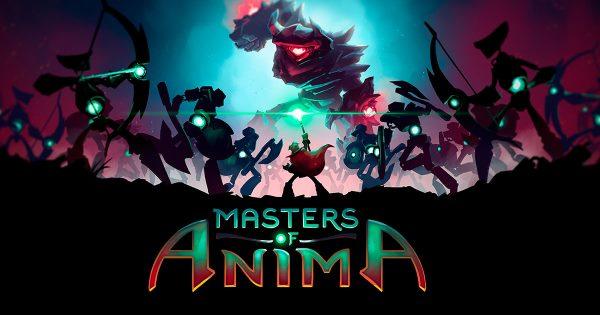 Сохранение для Masters of Anima (100%)