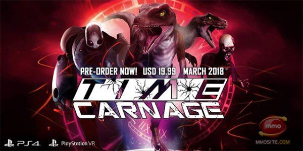 Трейнер для Time Carnage v 1.0 (+12)