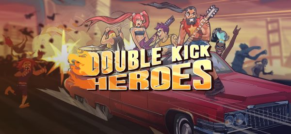 Трейнер для Double Kick Heroes v 1.0 (+12)
