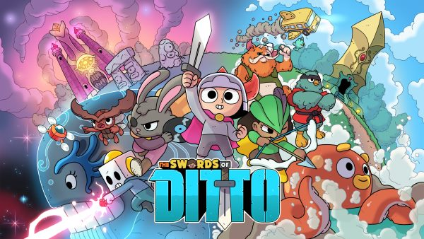 Патч для The Swords of Ditto v 1.0