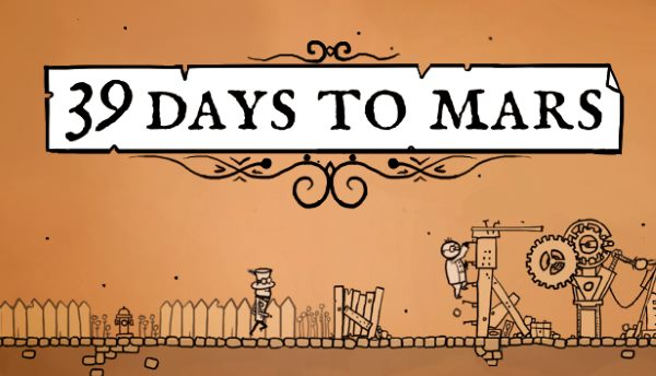 Русификатор для 39 Days to Mars