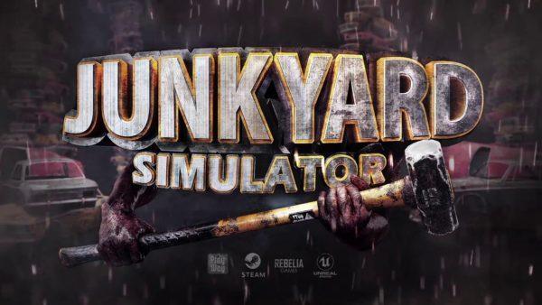 Патч для Junkyard Simulator v 1.0