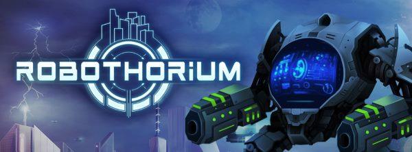 Трейнер для Robothorium v 1.0 (+12)