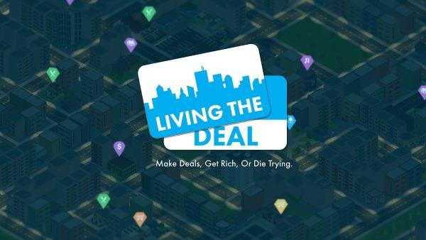 Русификатор для Living The Deal