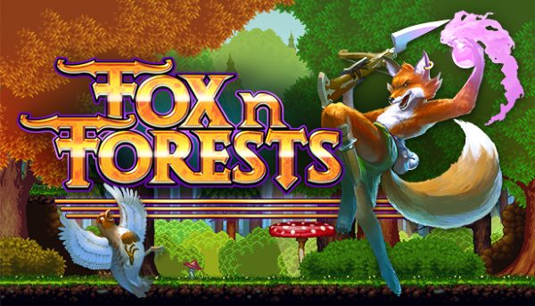 Сохранение для FOX n FORESTS (100%)