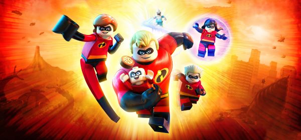 Сохранение для LEGO The Incredibles (100%)