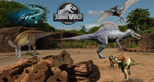 Русификатор для Jurassic World Evolution