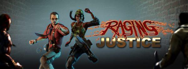 Сохранение для Raging Justice (100%)