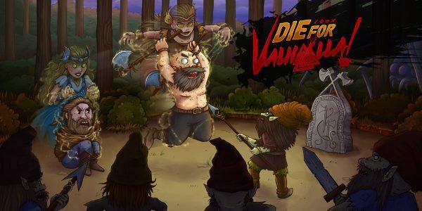 Русификатор для Die for Valhalla!