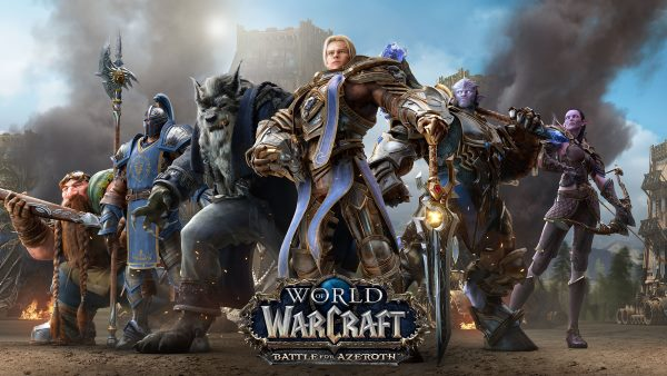 Сохранение для World of Warcraft: Battle for Azeroth (100%)