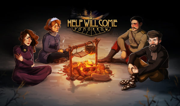 Сохранение для Help Will Come Tomorrow (100%)