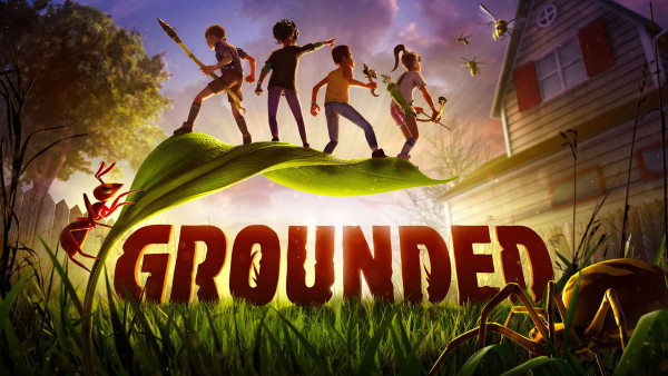 Сохранение для Grounded (100%)