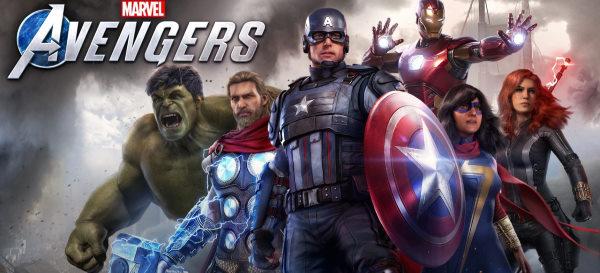 Сохранение для Marvel's Avengers (100%)