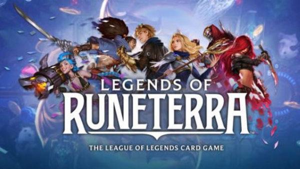 Русификатор для Legends of Runeterra