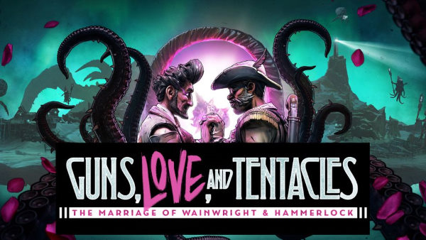 Русификатор для Borderlands 3: Guns, Love, and Tentacles - The Marriage of Wainwright & Hammerlock