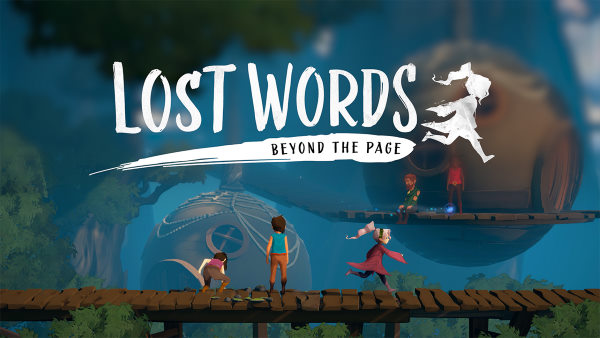 Русификатор для Lost Words: Beyond the Page