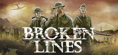 Кряк для Broken Lines v 1.0