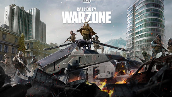 Патч для Call of Duty: Warzone v 1.0