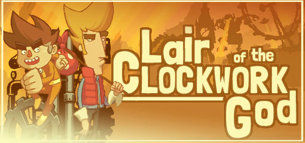 Сохранение для Lair of the Clockwork God (100%)