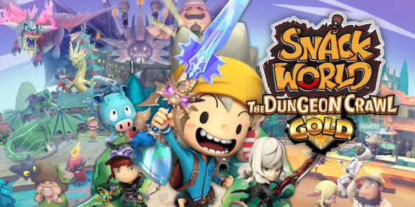 Патч для Snack World: The Dungeon Crawl - Gold v 1.0