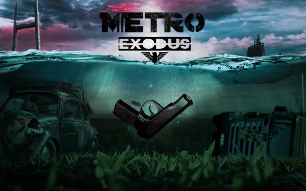 Сохранение для Metro: Exodus - Sam's Story (100%)