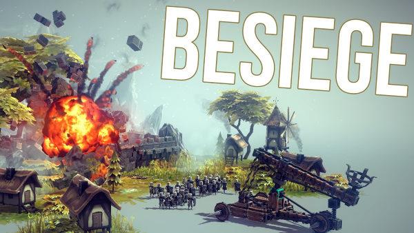Сохранение для Besiege (100%)