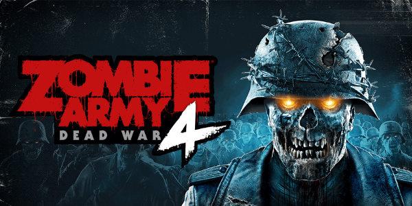 Трейнер для Zombie Army 4: Dead War v 1.0 (+12)