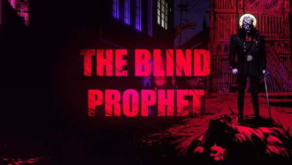Русификатор для The Blind Prophet