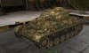 Pz III/IV #8 для игры World Of Tanks