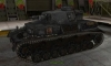 Pz IV #9 для игры World Of Tanks