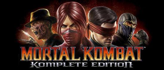 Сохранение для Mortal Kombat: Komplete Edition (100%)