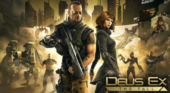 Русификатор для Deus Ex: The Fall