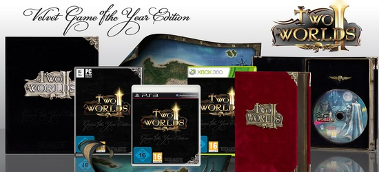 Two Worlds II: Velvet Game of the Year Edition в октябре