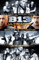 13-й район Ультиматум - Banlieue 13 Ultimatum (2009) Blu-Ray