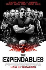 Неудержимые - The Expendables (2010) Blu-Ray