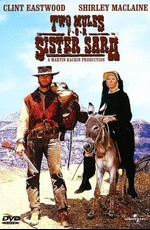 Два Мула Для Сестры Сары - Two Mules For Sister Sara (1970) DVDRip